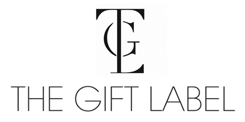 the gift label logo
